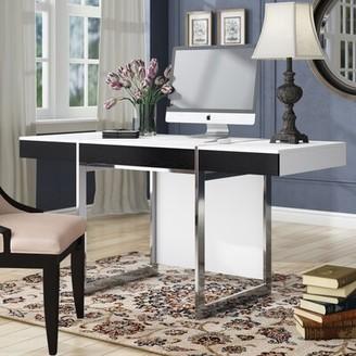 Latitude Run Kiam Modern Executive Desk