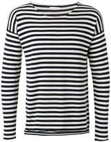 Societe Anonyme asymmetric hem pullover