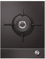Fisher & Paykel CG301DNGGB1 Gas Hob, Black Glass