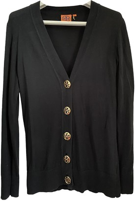 Tory Burch Black Cotton Knitwear for Women