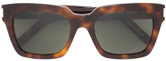 419713Y9909 square-frame sunglasses