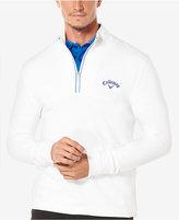 Callaway Men's Quarter-Zip Golf Sweatshirt