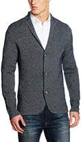 Tommy Hilfiger Men's FARGO BLAZER CARDIGAN Blazer, Blue (Midnight)