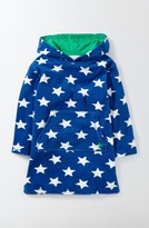 Boy's Mini Boden Towelling Cover-Up Hoodie