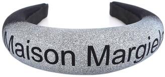 MM6 MAISON MARGIELA Logo Hairband