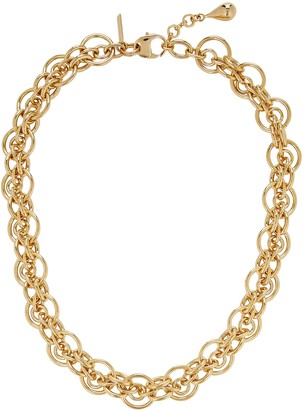 Mounser Cirque Open Chain-Link Necklace