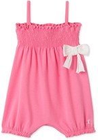 Petit Bateau Baby girls short coverall