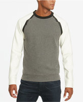 Kenneth Cole New York Men's Colorblocked Stretch Sweater