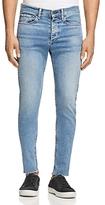 Rag & Bone Fit 2 Super Slim Fit Jeans in Clean Vintage