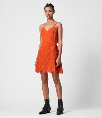 AllSaints Zariah Sleeveless Dress