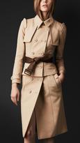 Burberry Corset Trench Coat
