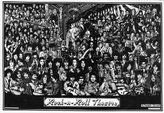 Poster Revolution Howard Teman (Rock & Roll Theatre) Art Poster Print - 24x36