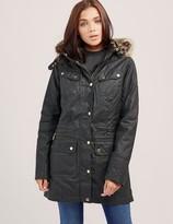 Barbour International Malloy Waxed Jacket