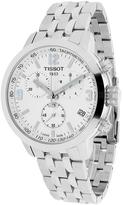 Tissot T0554171103700 Men's PRC200 Silver Watch with Chronograph & Tachymeter
