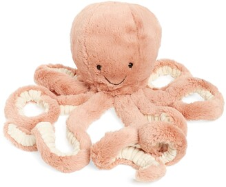 Jellycat Medium Odell Octopus Stuffed Animal