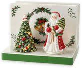 Spode Christmas Tree Napkin Holder and Salt and Pepper Set