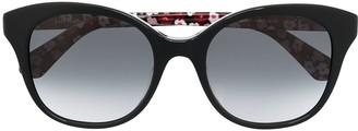 Kate Spade Bianka floral-print sunglasses