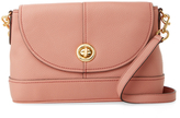 Marc Jacobs Turn-Lock Medium Messenger Crossbody