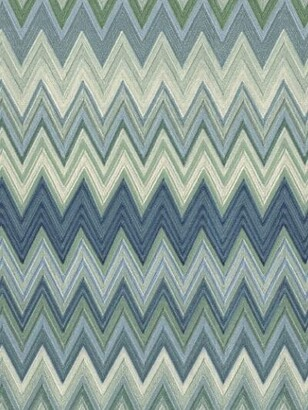 Missoni Zig Zag Printed Wallpaper