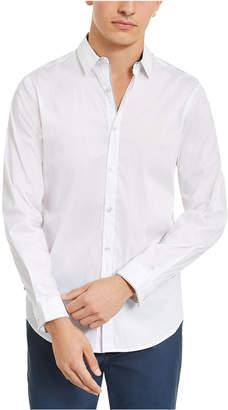 INC International Concepts Inc Men Onyx Commuter Shirt