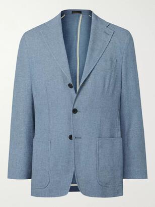 Rubinacci Unstructured Woven Blazer