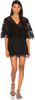 Nightcap Clothing Seashell Siren Mini Dress