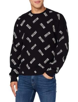 Versace Men's Man Knitted Sweater Jumper