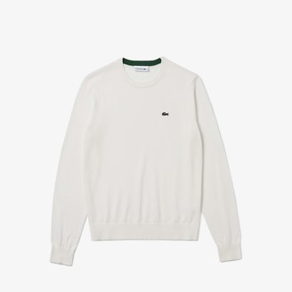 Lacoste Women's Crewneck Jersey Sweater