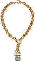 Elizabeth Cole Ramsey Necklace
