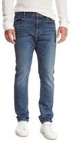 Vince Drop-Rise Denim Jeans, Blue
