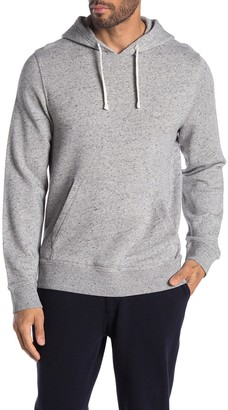 Vince Regular Fit Neppy Pullover Hoodie