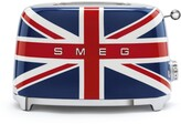 Smeg Union Jack 2-Slot Toaster