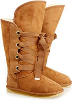 Australia Luxe Collective Chestnut Bedouin Tall Shearling Boot