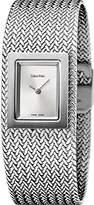 Calvin Klein Women's Steel Bracelet & Case Swiss Quartz Analog Watch K5l13136
