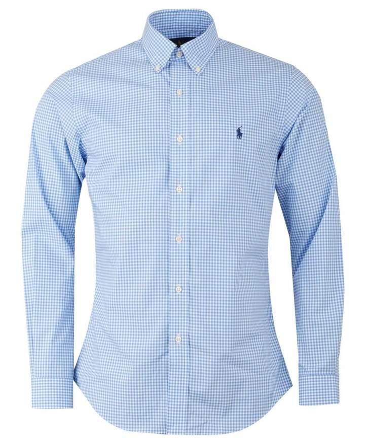 37797f5e Ralph Lauren Slim Fit Poplin Shirt - ShopStyle UK