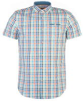 Mish Mash Dover Check Short Sleeved Shirt