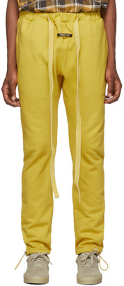 Fear Of God Yellow Core Lounge Pants