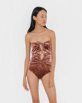 Rachel Comey Velvet Indra Suit