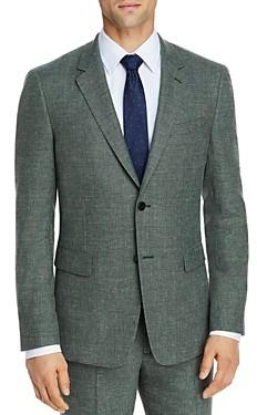 Theory Gansevoort Halton Melange Slim Fit Suit Jacket