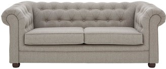 Oxford Fabric 3 Seater Sofa