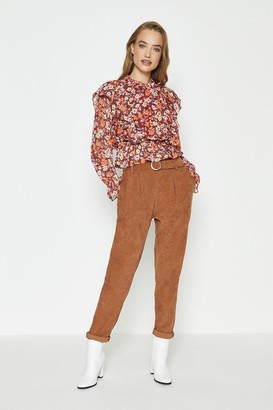 Coast Cord Belted Trousers