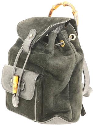 Gucci Other Velvet Backpacks
