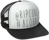 Rip Curl Junior's Shout Out Trucker Hat