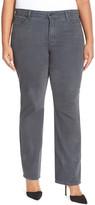 NYDJ Barbara Colored Stretch Bootcut Jean (Plus Size)