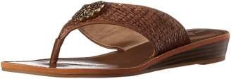 Lindsay Phillips Women's Paisley Wedge Sandal