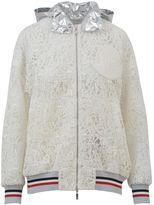Moncler Gamme Rouge Metal And Lace