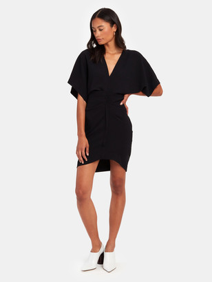 IRO Coudert Kimono Sleeve Mini Dress