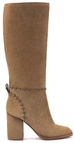 Tory Burch Contraire Suede Boots