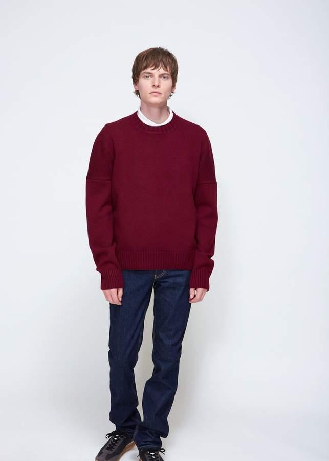 Calvin Klein Mid Weight Core Cashmere Crew Neck Knit