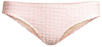 Solid And Striped The Elle Gingham Bikini Bottom